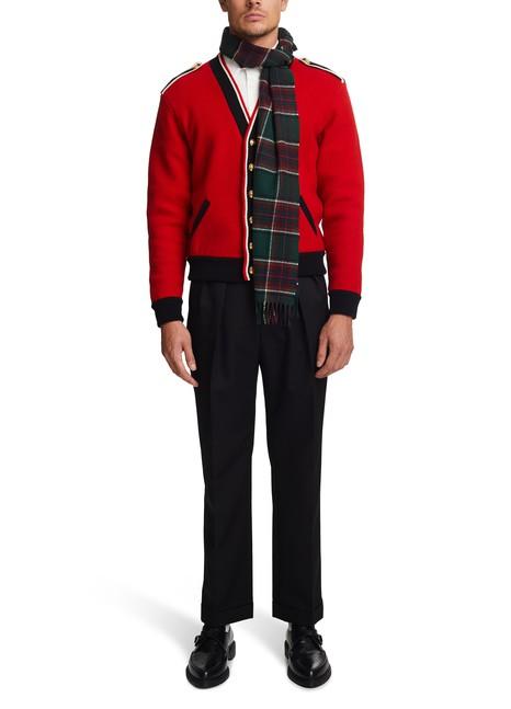 CELINETeddy cardigan in wool
