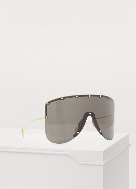 GUCCI Mask sunglasses