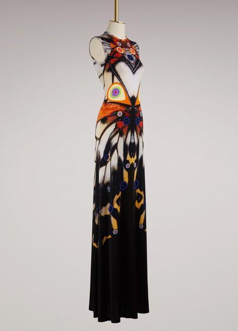 GivenchyRobe longue en jersey