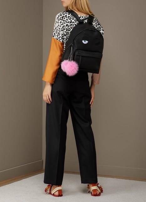 CHIARA FERRAGNISac à dos œils avec pompons