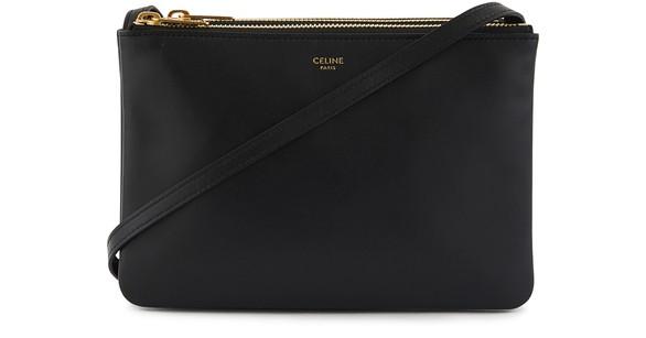 CELINESmall Trio shoulder bag