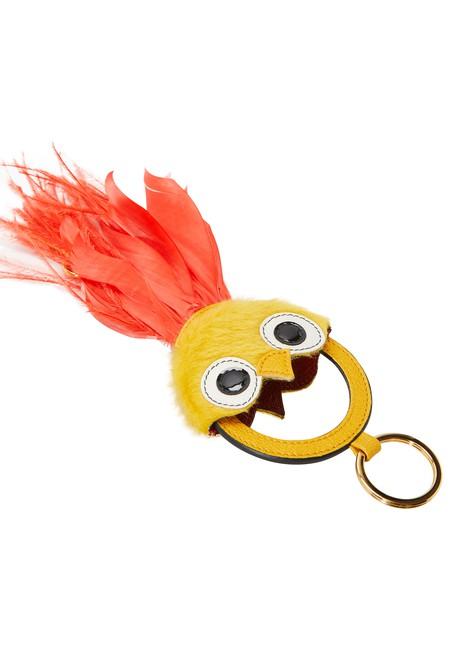 MIU MIUBird Key Ring with Mirror