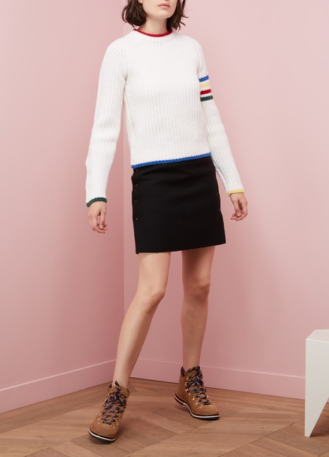 Thom BrowneMerino Wool Sweater