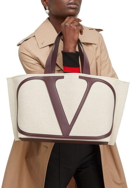 VALENTINOValentino Garavani Go Logo shopping bag