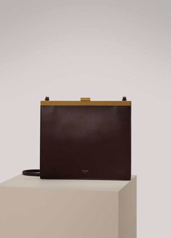 CELINEClasp mini bag