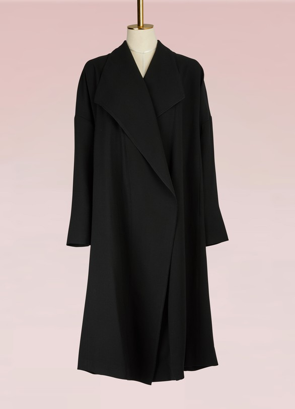 Forte_Forte Virgin wool coat