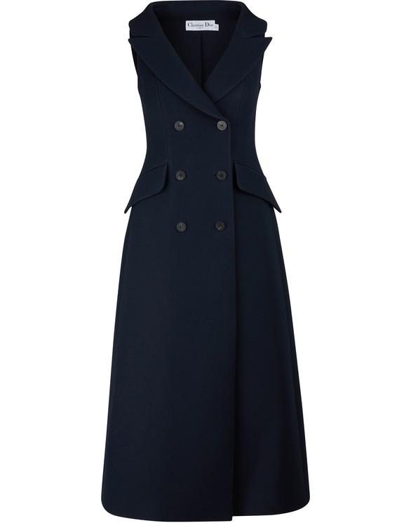 DIORWool-silk cardigan