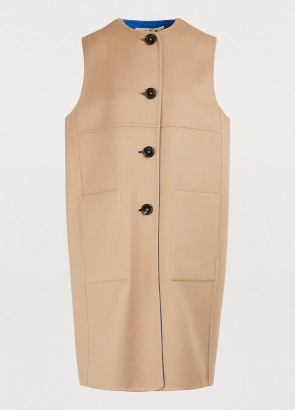 MarniSleeveless coat