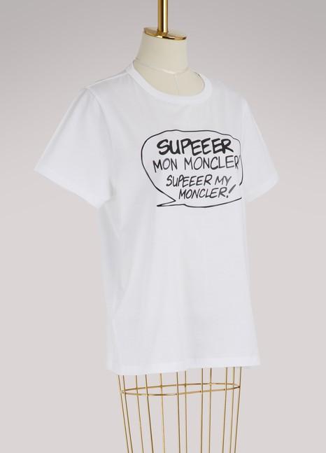 MonclerT-shirt à logo