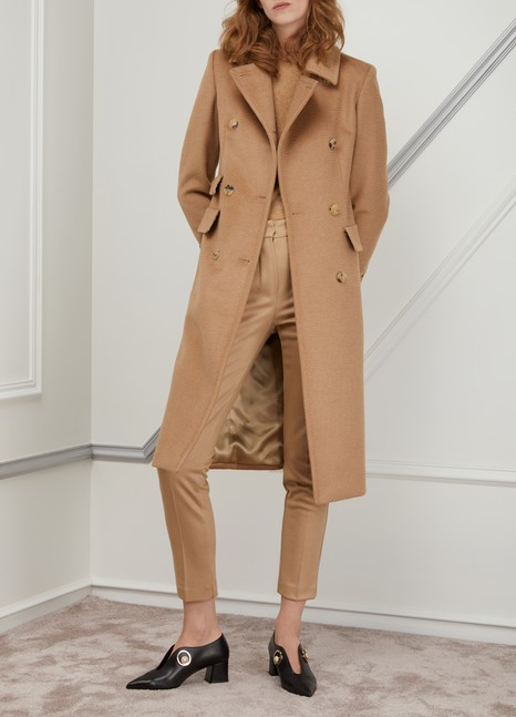 Max MaraCaracas camel hair coat