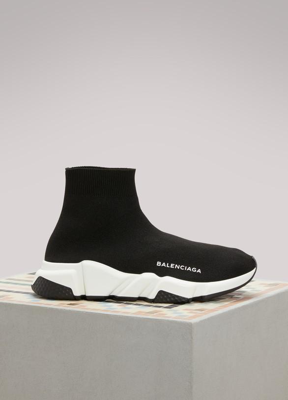 BALENCIAGASneaker montante Speed