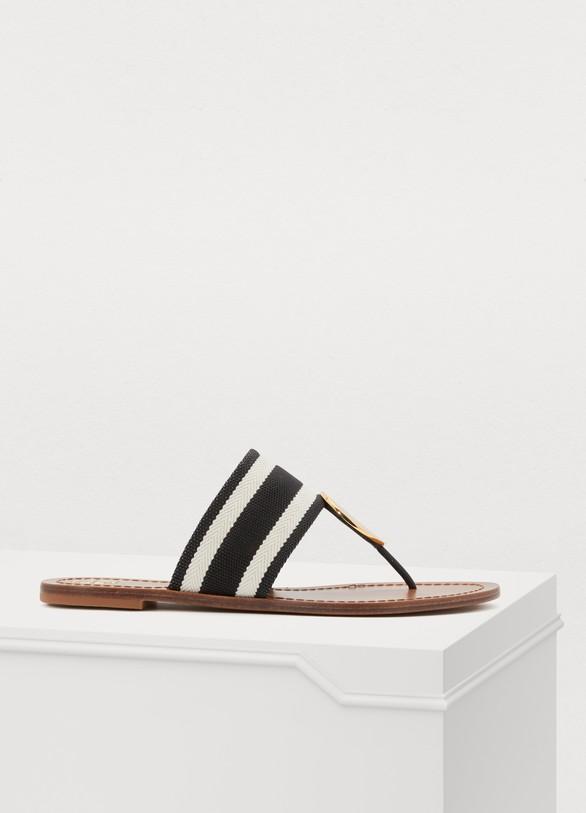 a8d3c4af6 Tory Burch Pathos flat sandals