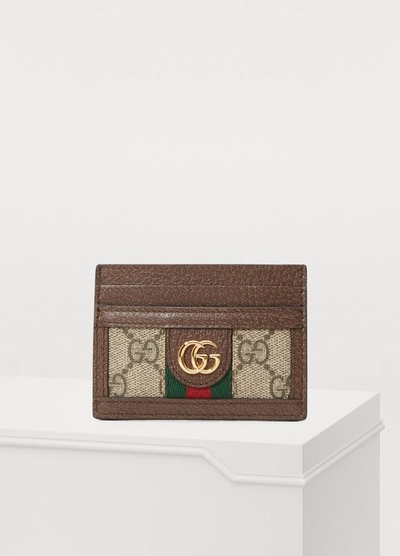 Porte-cartes imprimé Majolique GkJJzsHAc