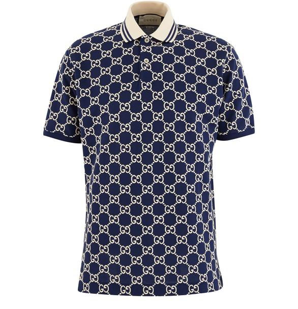 GUCCIPolo shirt with logo