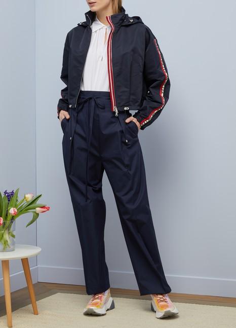 721d4fdbd Zirconite hooded jacket
