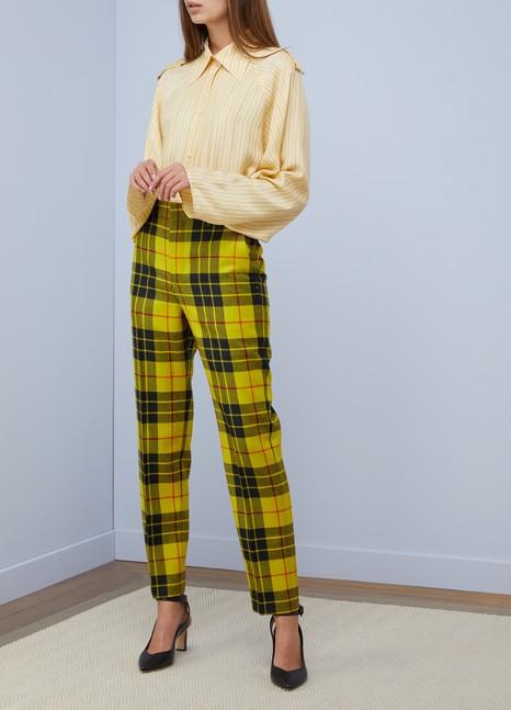 187dcb7e1551 Balenciaga Tartan pants