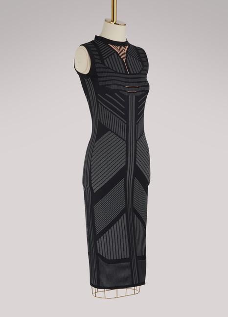 PradaRobe sans manches en nylon technique
