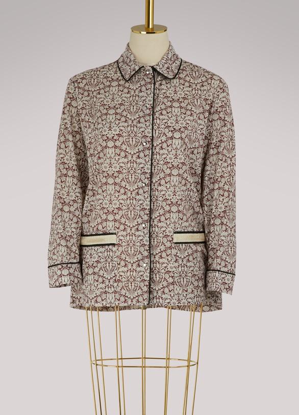 RoseannaLuca cotton shirt