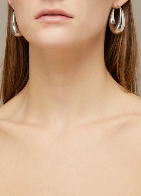 CélineChunky silver earrings