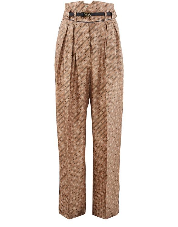 FENDIKarligrafy trousers