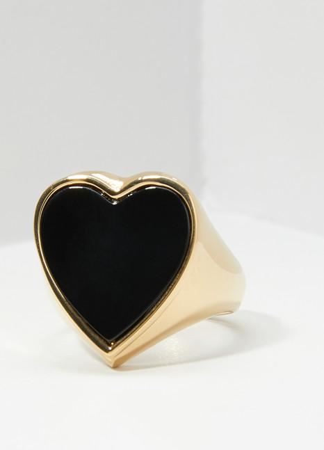 ChloéHeart ring