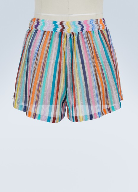 MISSONI Short lamé