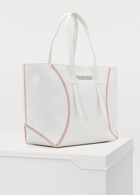 Calvin Klein 205W39NYCBaseball tote bag