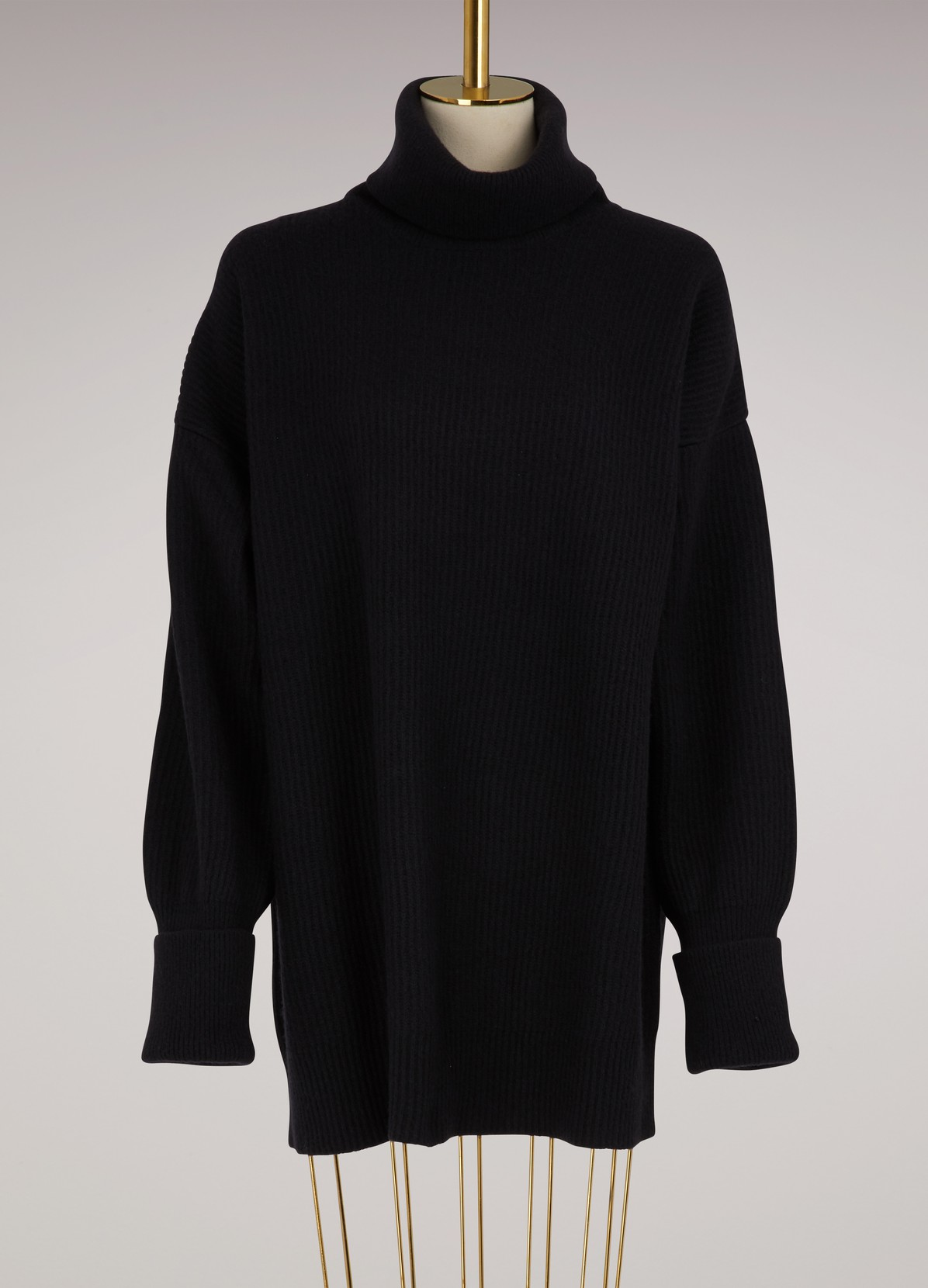 Oversize wool sweater | MAISON MARGIELA | 24 Sèvres