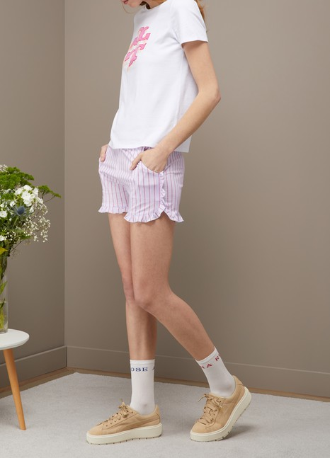 Roseanna Mika cotton shorts
