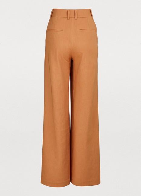 REJINA PYOEddie linen blend pants