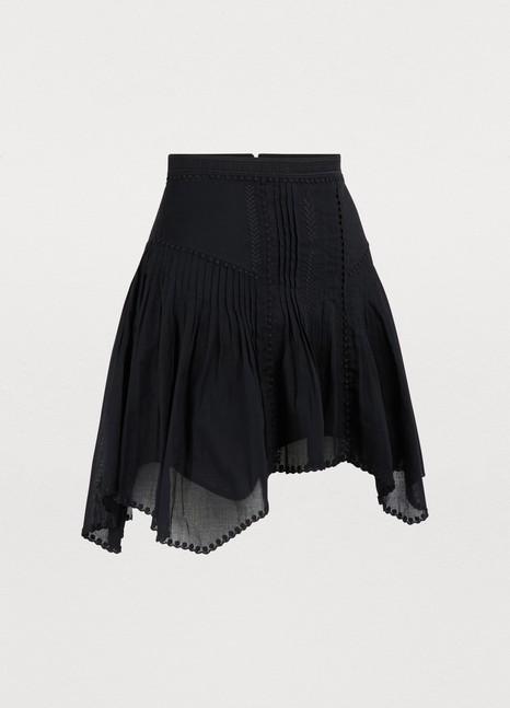 Isabel Marant EtoileAkala cotton skirt