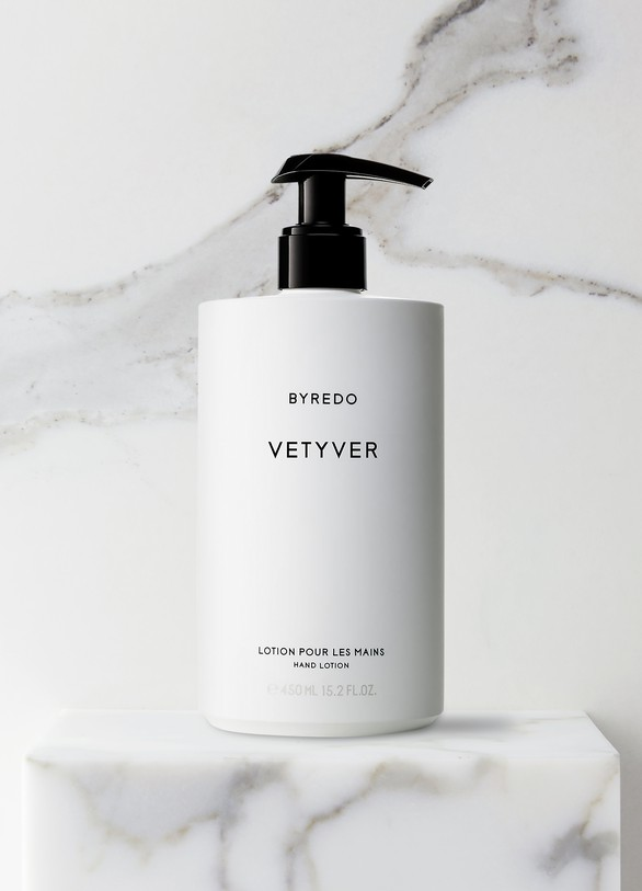 Byredo Lotion pour les mains Vetyver 450 ml