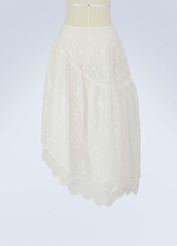 Simone RochaAsymmetrical skirt