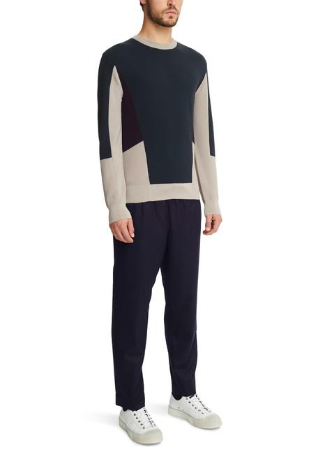 WOOYOUNGMIColour block jumper