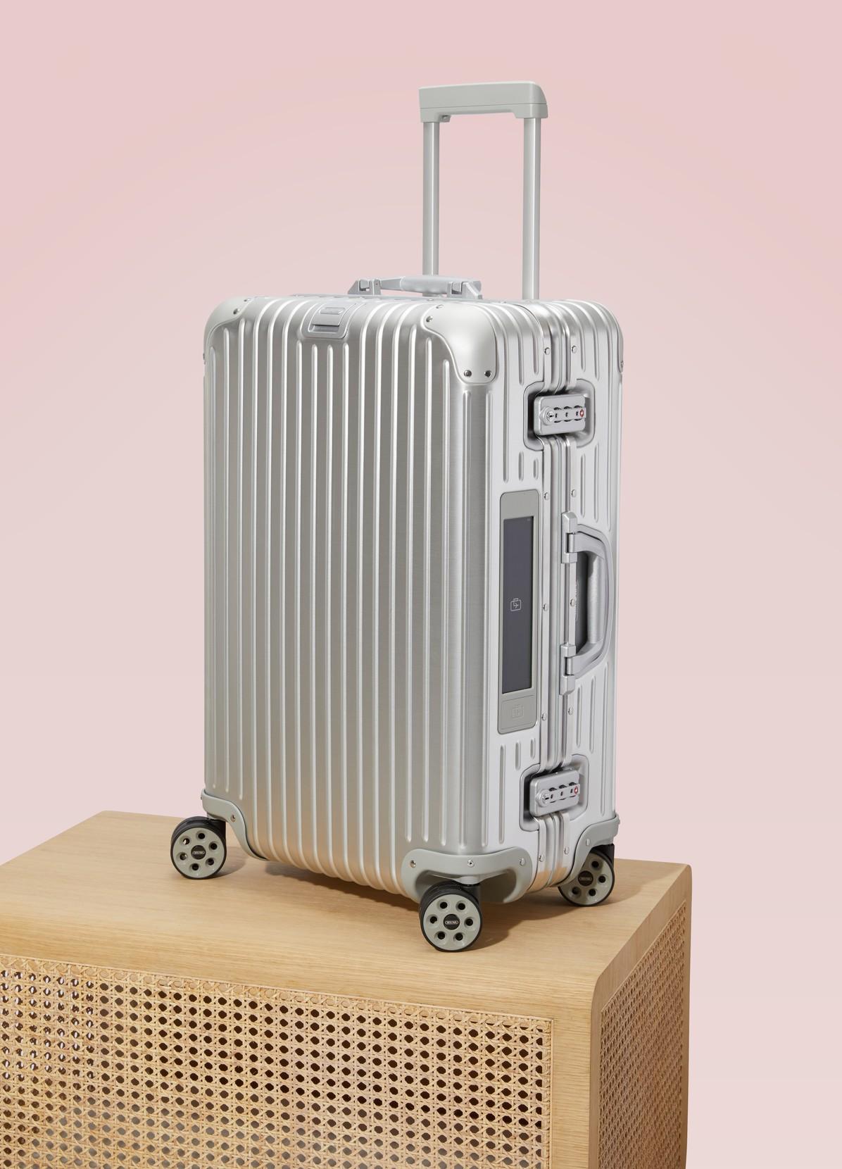 RIMOWATopas multiwheel electronic tag luggage - 67L
