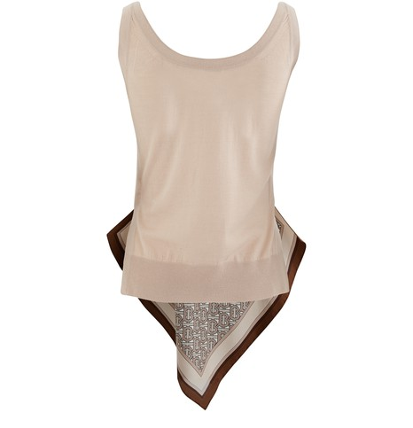 BURBERRYRuera sleeveless top