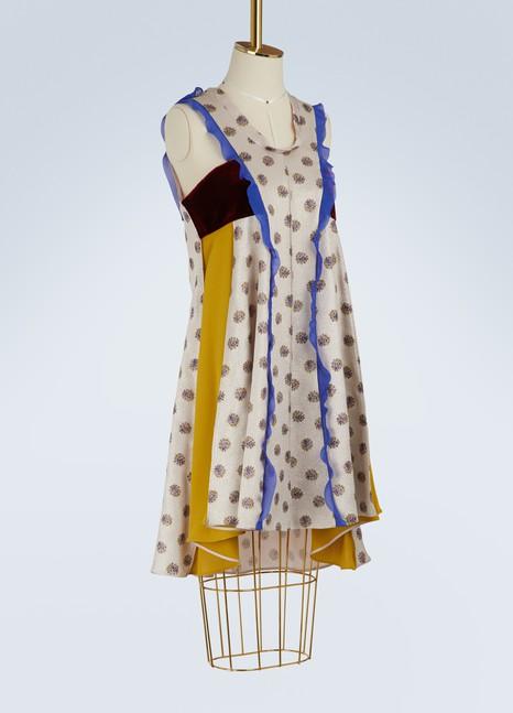 ValentinoShort sleeveless dress