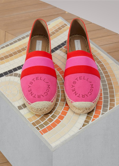 Espadrilles bicoloreStella McCartney mfqCrp3