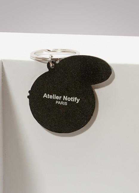Atelier NotifyPorte clés smiley