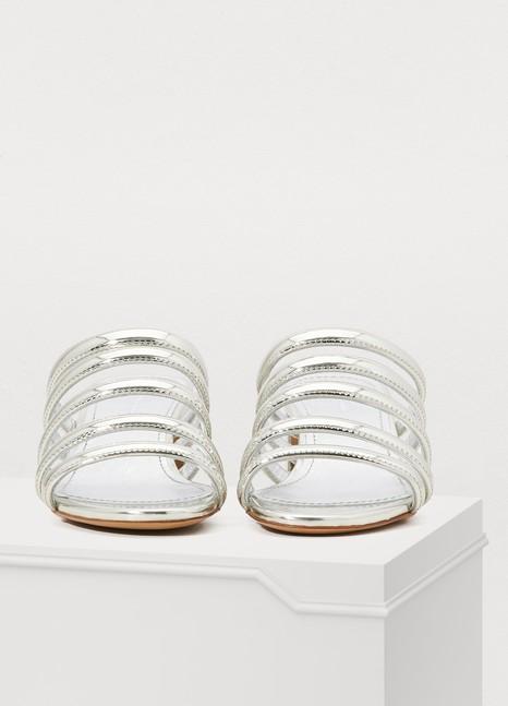 Mansur GavrielLeather sandals