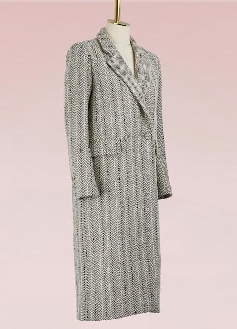 RoseannaConrad Long Wool Coat