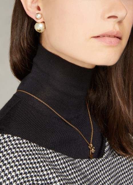 DiorBoucles d'oreilles Dior Tribale Multi-charms