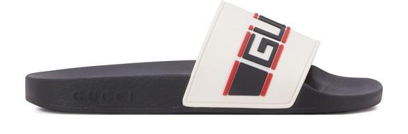 GUCCIPursuit Gucci sport slippers