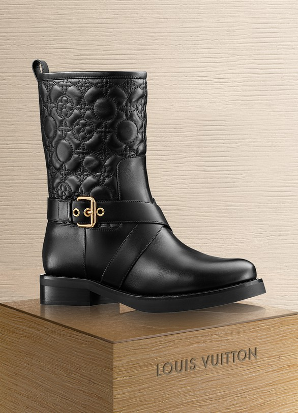 Louis Vuitton Botte Roadgame