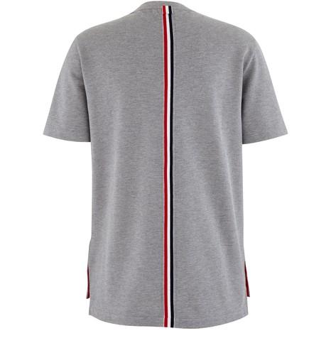 THOM BROWNEBack Stripe t-shirt