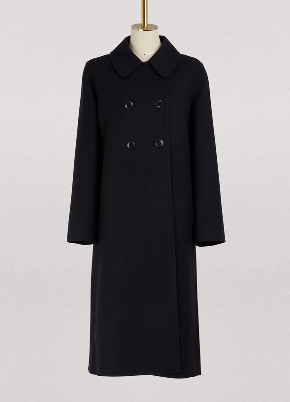 Sofie d'Hoore Wool coat
