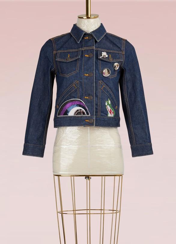 Marc JacobsVeste courte en jean