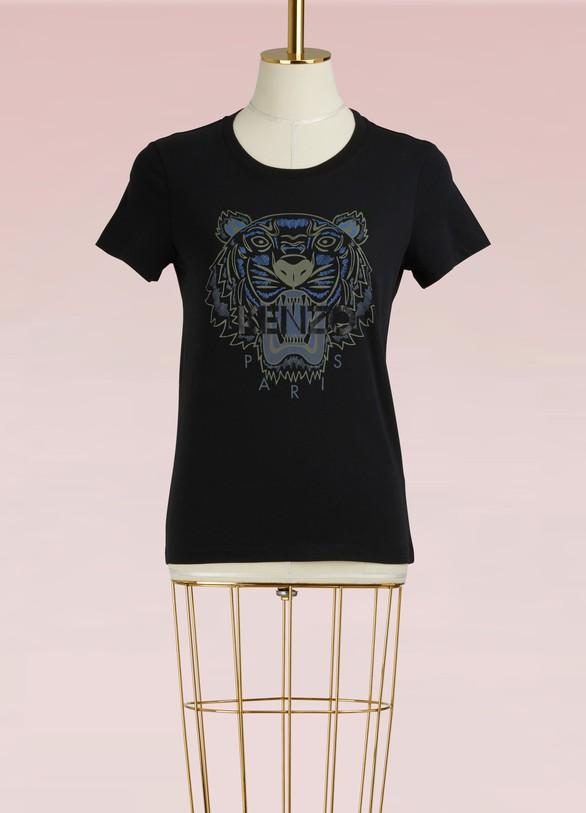 KenzoTshirt Tigre en coton