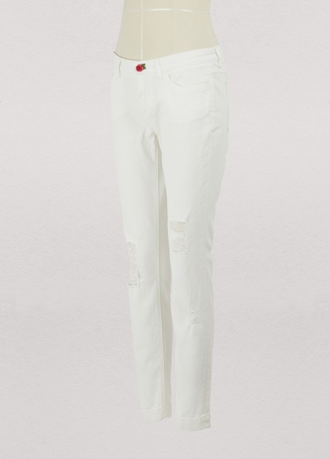 Dolce & GabbanaSlim-fit jeans