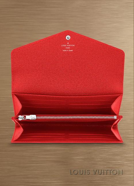 83d288d8096 Louis Vuitton Portefeuille Sarah